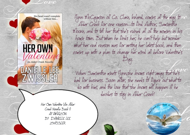 HER OWN VALENTINE BLURB