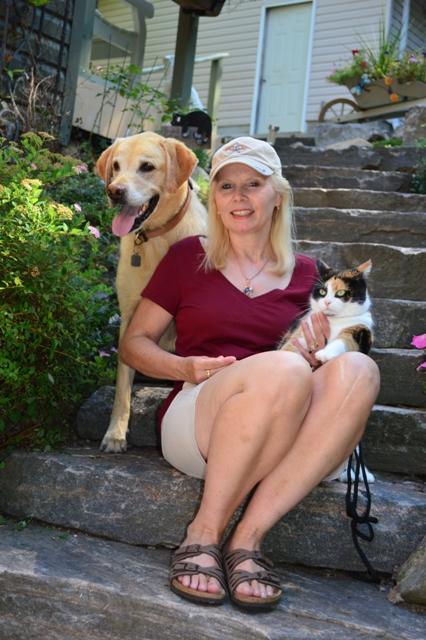 Sharon Ledwith and pets _3.1.jpg
