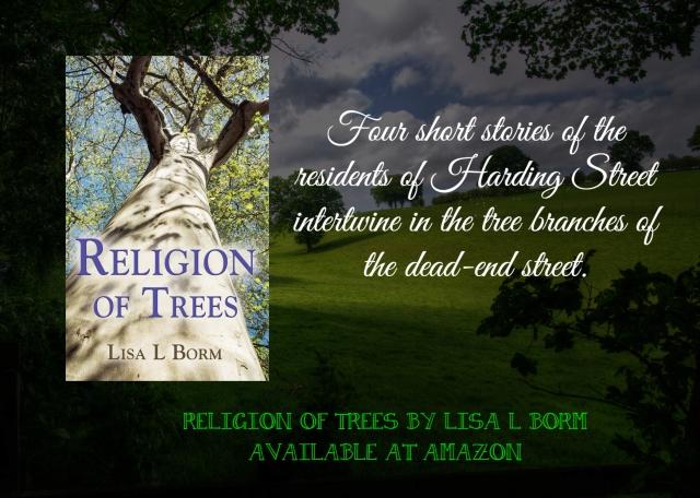 RELIGION OF TREES BLURB