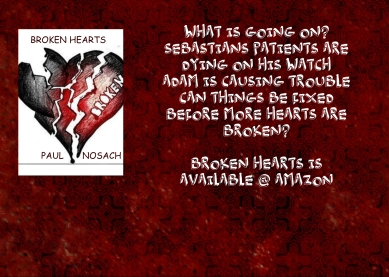 BROKEN HEARTS TEASERS