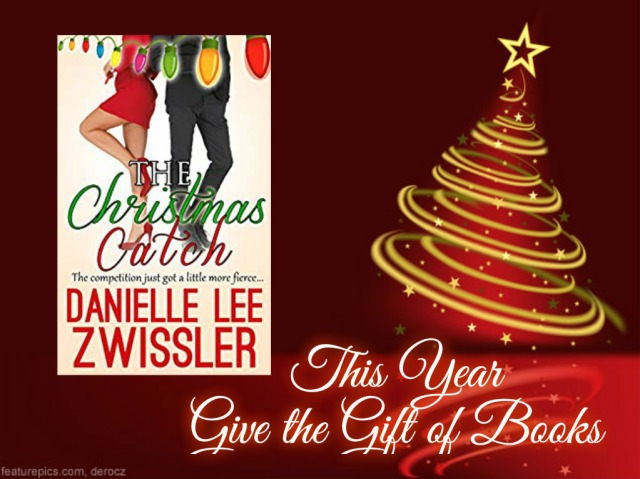 give the gift of books christmas catch danielle zwissler